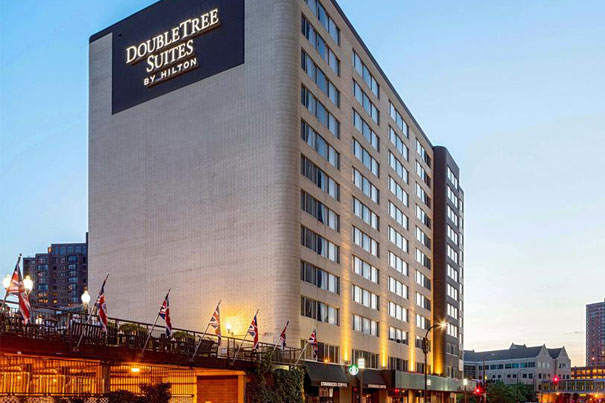 Doubletree Suites by Hilton